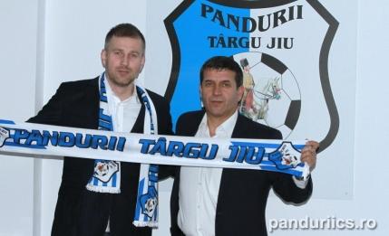 Edi Iordanescu, noul antrenor al echipei Pandurii