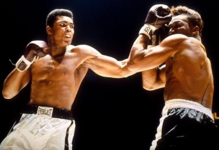 Muhammad Ali in spital