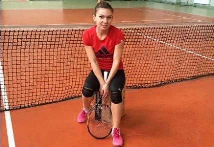 Simona Halep, primele impresii despre colaborarea cu noul antrenor