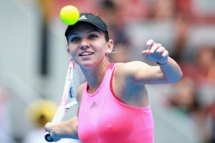 Simona Halep, victorie in trei seturi in primul meci al anului