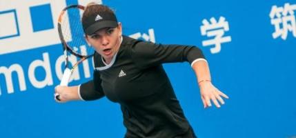 Simona Halep, calificare facila in semifinale la Shenzen
