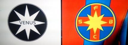 Noua sigla FCSB contestata puternic pentru plagiat