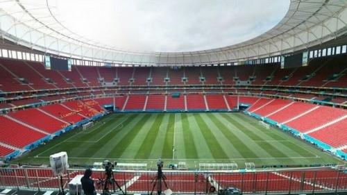 Stadion de fotbal platit intr-o mie de ani