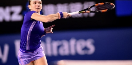Simona Halep joaca marti de la ora 2:00 dimineata in sferturile Australian Open