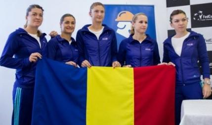 Fed Cup: Romania - Spania 3-2. Victorie la dublu si Romania va juca in barajul pentru Grupa Mondiala
