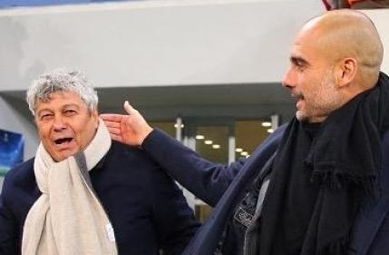 Mircea Lucescu, multumit de remiza cu Bayern