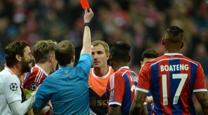 Umilinta maxima pentru Mircea Lucescu in Champions League, inlesnita de un furt de arbitraj