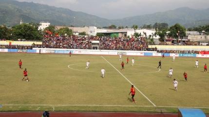 S-a jucat primul meci din preliminariile Cupei Mondiale 2018