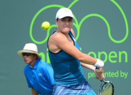 Alexandra Dulgheru avanseaza in calificarile de la Miami