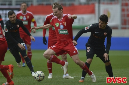 Dinamo, umilita de maghiarii de la Debrecen intr-un amical