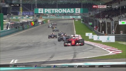 TUR cu TUR Formula 1, Marele Premiu al Malaysiei de la Sepang. Vettel castiga la doar a doua cursa pentru Ferrari
