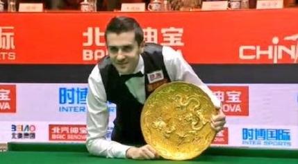 Mark Selby castiga Openul Chinei