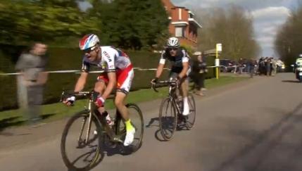 Un norvegian este noul Leu al Flandrei la ciclism