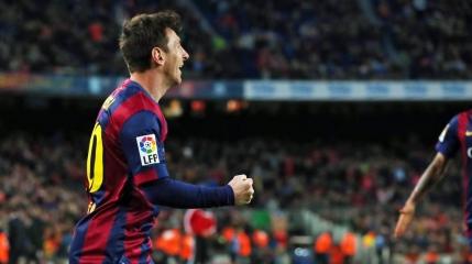 FC Barcelona castiga la scor cu Almeria si mentine distanta fata de Real Madrid