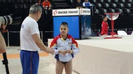 Campionatele Europene: Bulimar si Jurca vor evolua la toate aparatele