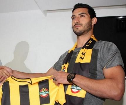 Steaua forteaza aducerea lui Hamza