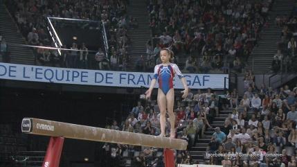 Campionatele Europene: Doua gimnaste in finala la individual compus. O alta in finalele pe aparate