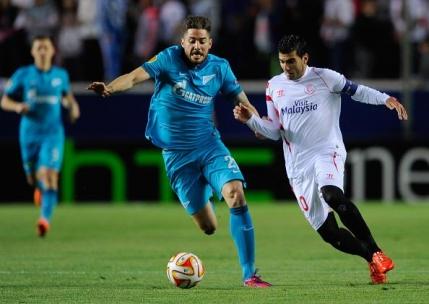 Sevilla castiga pe final cu Zenit