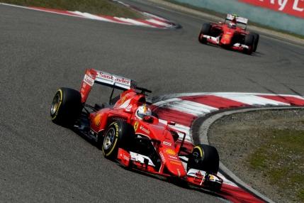 Ferrari pe primele doua locuri in antrenamentele din Bahrain