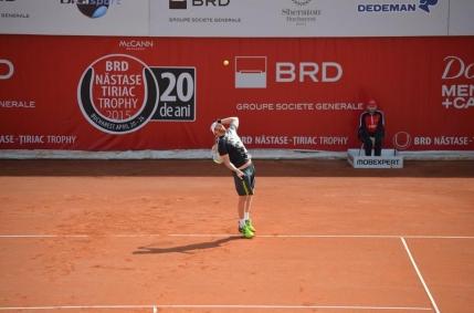 Primele surprize la turneul Nastase Tiriac Trophy