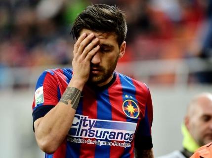 Steaua spera in recuperarea lui Papp pana la finalul sezonului