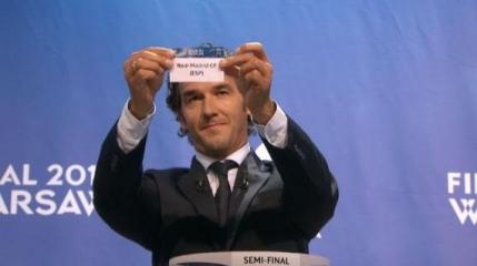 Programul semifinalelor Champions League
