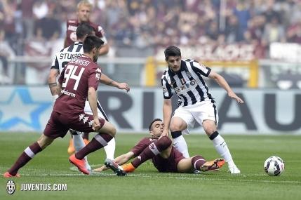 Primul derby torinez pierdut de Juventus in ultimii 20 de ani