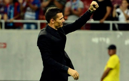 Costel Galca dupa derby-ul cu Dinamo:
