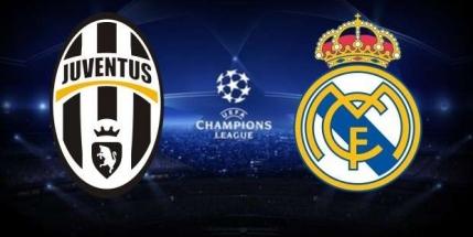 LIVE Juventus - Real Madrid (21:45). Prima semifinala a Champions League