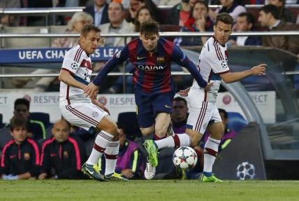 Barcelona, cu un pas in finala Ligii Campionilor