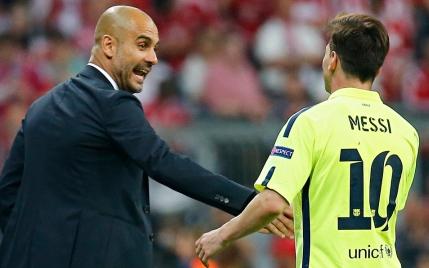 Guardiola o vrea pe Barcelona campioana in Champions League