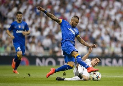 Juventus elimina Realul si joaca a 8-a finala de Liga Campionilor