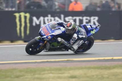 Jorge Lorenzo castiga in fata lui Valentino Rossi la Le Mans