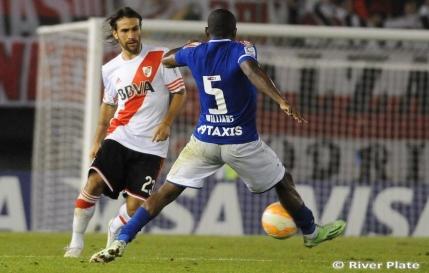 Cruzeiro a surprins-o pe River Plate in sferturile din Copa Libertadores