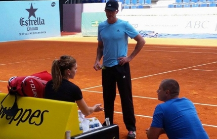 Darren Cahill nu o va pregati pe Simona Halep la Roland Garros