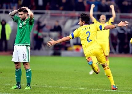 Stranierii convocati pentru meciul cu Irlanda de Nord