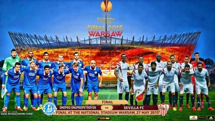 Finala Europa League: Sevilla-Dnipro (21:45). Echipele probabile