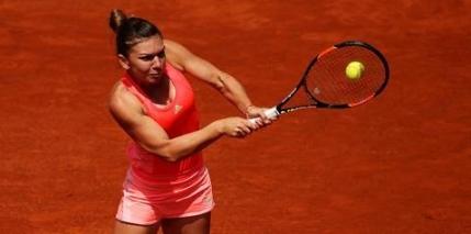 Simona Halep eliminata in turul 2 la Roland Garros