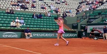 GAME cu GAME Roland Garros: Irina Begu si Andreea Mitu au jucat pentru un loc in turul 3