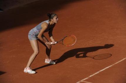 Andreea Mitu furnizeaza surpriza la Roland Garros