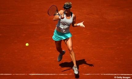 Lucic-Baroni n-a rezistat prea mult la Roland Garros