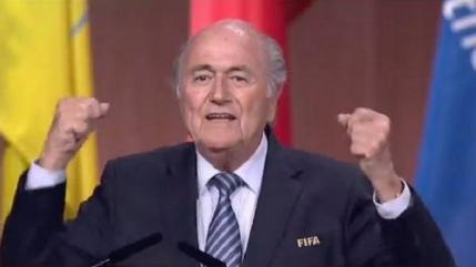 Joseph Blatter obtine un nou mandat in fruntea FIFA