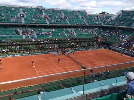 GAME cu GAME Roland Garros: Andreea Mitu si Irina Begu in turul 3