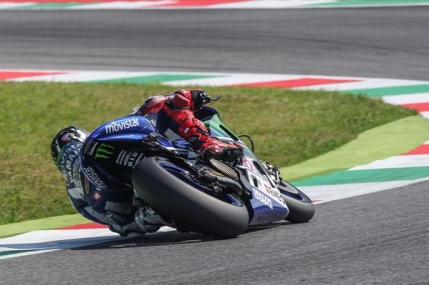 Jorge Lorenzo obtine a treia victorie consecutiva la MotoGP