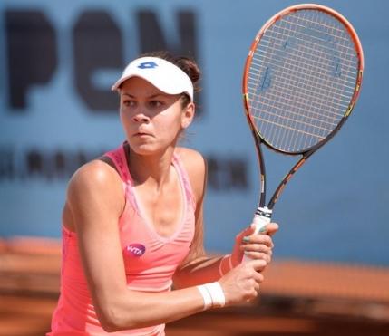 Andreea Mitu se opreste in optimi la Roland Garros