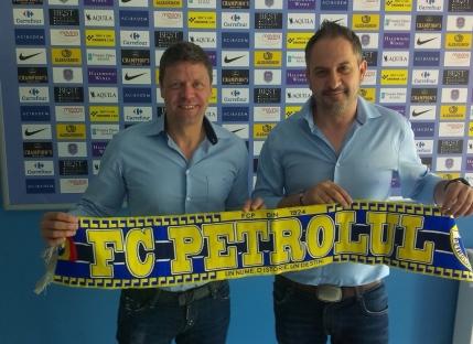 Tibor Selymes, noul antrenor de la Petrolul Ploiesti