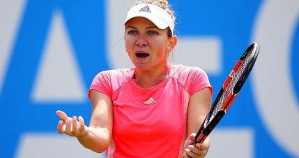 Simona Halep si-a concediat antrenorul (neoficial)