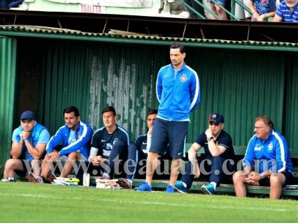 Mirel Radoi, prima conferinta ca antrenor la Steaua: