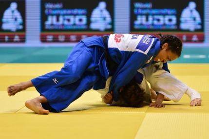 Jocurile Europene: Andreea Chitu, medalie de aur la judo
