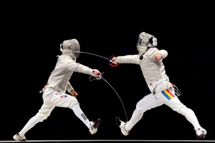 Jocurile Europene: Medalie de aur pentru echipa feminina a Romaniei la spada